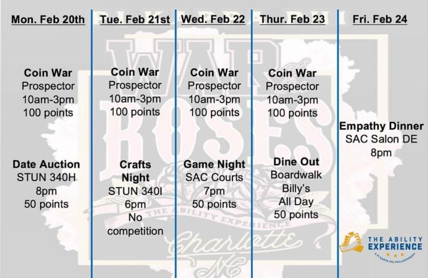 Spring 2015 Schedule